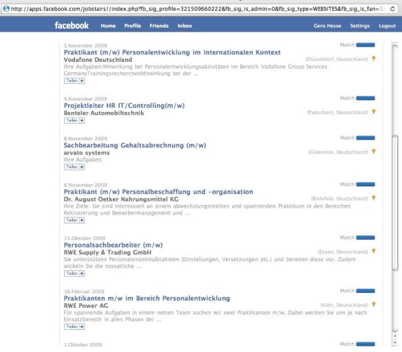 jobstairs facebook jobs