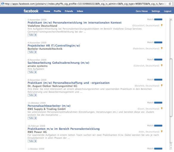 jobstairs facebook jobs