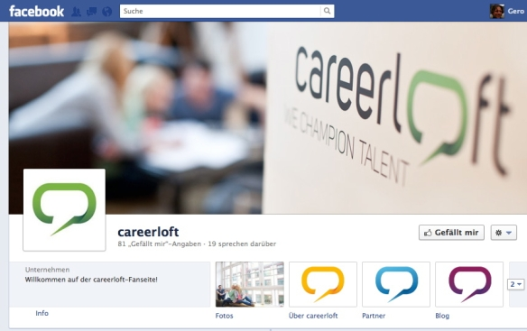careerloft auf facebook